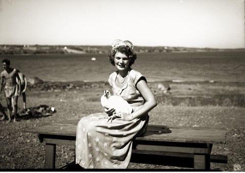 Betty Perry - Maine's First Broiler Queen