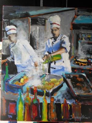 Chefs @ Work