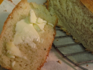 Oregano Cottage Cheese Bread